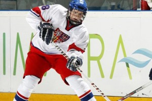 Brief Look at Top of Czech 2015 Draft Class