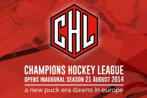 New season is almost here and Champions Hockey League comes with it