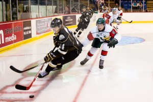 Chlapík Makes Immediate Impact in QMJHL Opening Weekend