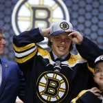 David Pastrňák a jeho cesta do Boston Bruins
