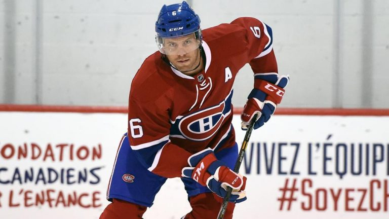 Shea Weber (Photo by Montreal Canadiens)